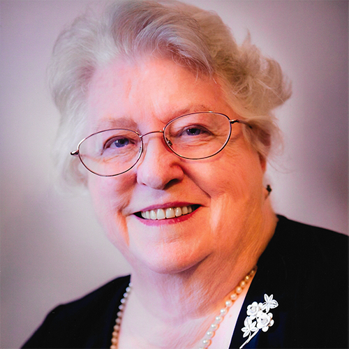Anne Baylis Bland